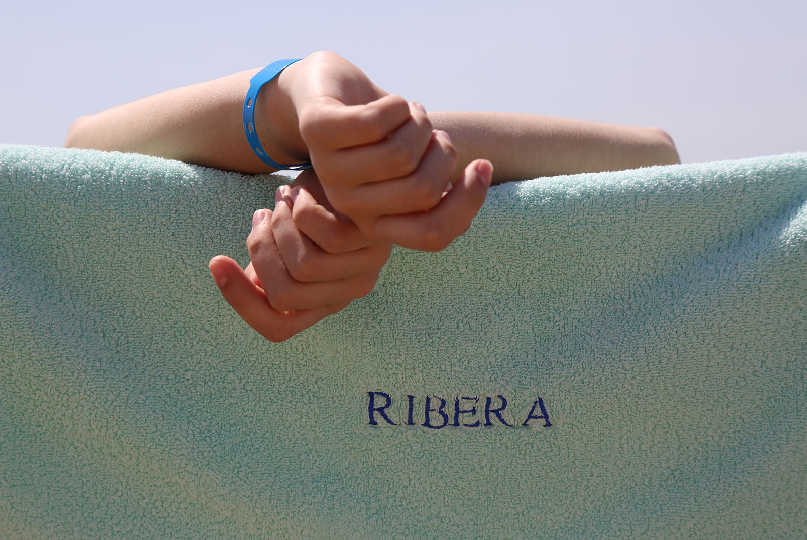 Пляж отеля Ribera Resort & SPA