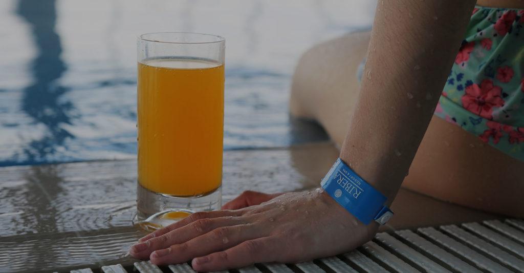 Профилактика банного комплекса, Ribera Resort & SPA